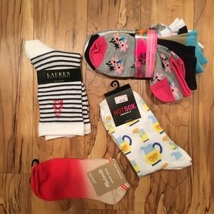 Ralph Lauren Accessories - Socks Bundle